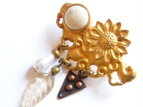 Vintage Brooches Pins Collection Past Enchantment