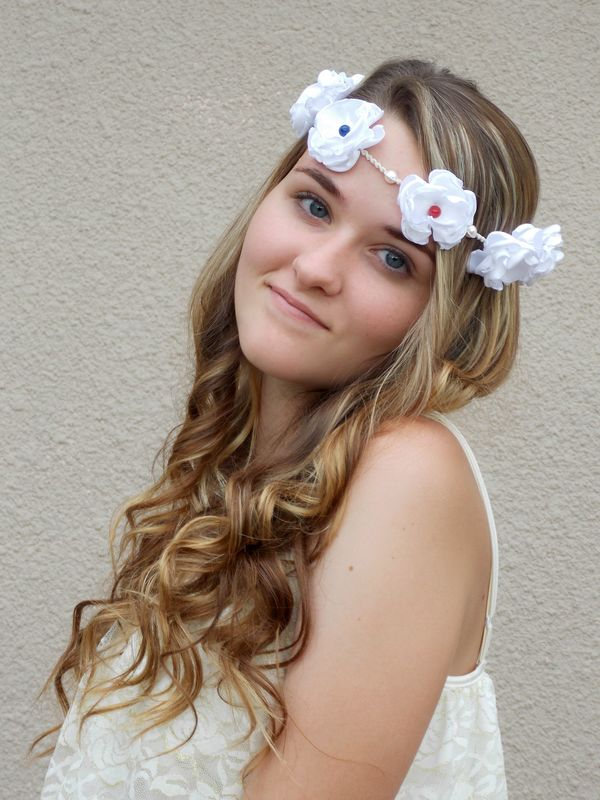 Hippie Floral Crown - product images  of