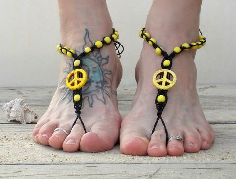 Peace,Barefoot,Sandals,Unisex,peace-sign-jewelry, barefoot-sandals-men, men-barefoot-sandals, yellow-black-barefoot-sandals, toe-sandals, hippie-shoes, earthing-shoes, barefooters-shoes, barefoot-men-sandals, barefoot-men, men-foot-jewelry