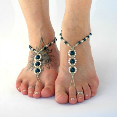 blue-pearl-wedding-barefoot-sandals