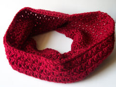 Red,Cowl,Autumn,Winter,Accessory,Accessories,Scarf,cowl,crochet,infinity,earwarmer,scarf,soft yarn,neckwarmer,autumn_red,red,red_cowl,winter_accessories