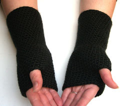 Wrist,Warmer,Crochet,Pattern:,Long,Shaped,Fingerless,Gloves,Supplies,Pattern,pdf_pattern,stashbuster,one_skein,one_skein_pattern,beginner,pattern,easy,fingerless,fingerless_gloves,solid,wrist_warmers,long,long_gloves_pattern