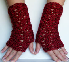 Fingerless,Gloves,Crochet,Pattern:,Long,Lace,Shells,Wrist,Warmer,PDF,Pattern,Supplies,fingerless_gloves,lace,pdf,pdf_pattern,lace_pattern,stashbuster,1_skein,one_skein_pattern,gloves_pattern,pattern,crochet_pattern,fingerless_pattern,lace_gloves_pattern, lace fingerless gloves pattern