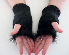 Crochet,Pattern,Fingerless,Gloves,PDF:,Short,Solid,Gloves-,The,One,Stitch,Glove,crochet,supplies,pattern,pdf,pdf_pattern,stashbuster,one_skein,one_skein_pattern,beginner,sc,easy,fingerless,fingerless_gloves,solid