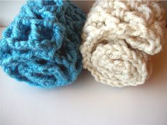 Crochet Chunky Cowl Openwork Style All Colors - product images 9 of 12
