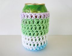 Handmade,Can,Cozy,or,Beer,Bottle,Cotton,beer cozy, soda cozy, beer coozie, soda coozie, beer bottle cozy, beer bottle coozie, beer can cozy, beer can coozie