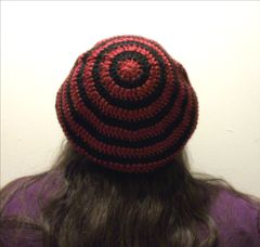 Beret Slouch Hat Crochet Pattern - product images 6 of 6