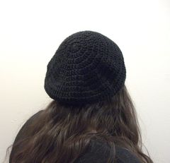 Beret Slouch Hat Crochet Pattern - product images 1 of 6