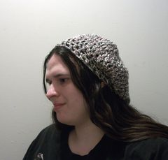 Beret Slouch Hat Crochet Pattern - product images 3 of 6