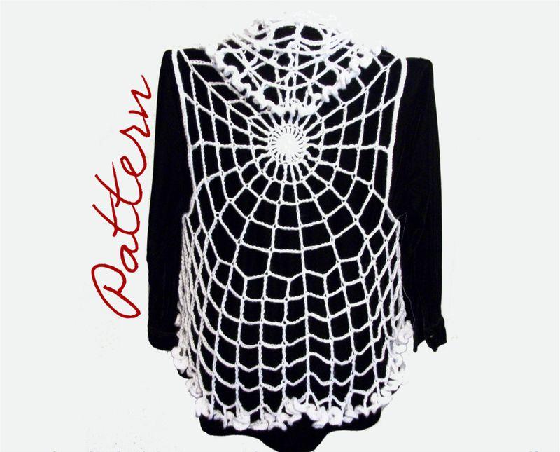Crochet Spider Web Pattern Craftbnb