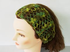 Rowan Frost Headband Knitting Pattern - Home - Twigs Knits