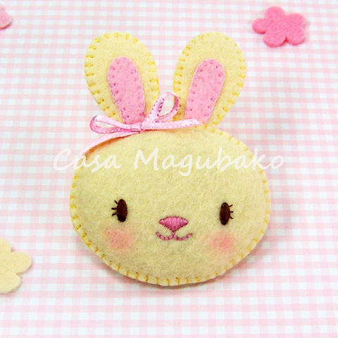 Felt,Bunny,Brooch,-,Digital,Sewing,Pattern,–,PDF,File,Bunny brooch digital tutorial, bunny brooch sewing pattern, sewing digital pattern, bunny brooch tutorial, Easter pattern, Bunny templates, PDF File, sewing instructions, handstitched felt, Easter brooch DIY, Easter bunny pin