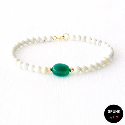 Gold,Gemstone,Bracelet,-,Onyx,,Chrysoprase,,Brass,Green,,Yellow,White,The,Stoned:,Pebble,4mm,Round,Jewelry,minimalist_bracelet,gemstone_bracelet,chrysoprase_bracelet,green_onyx_bracelet,green_white_yellow,green_gold_bracelet,simple_jewelry,toronto_jewelry,spunkbycm,boho_jewelry,wedding_jewelry,st_patricks_day,gold_bracelet,gold plated,brass,dy