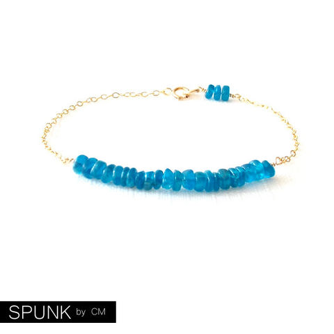 Minimalist,Gemstone,Gold,Filled,Chain,Bracelet,-,Apatite,Blue,The,Skinny:,Bar,Jewelry,gold_chain_bracelet,minimalist_bracelet,bridesmaid_jewelry,jewelry_for_teens,gold_skinny_bracelet,gemstone_bracelet,something_blue,apatite_bracelet,spunkbycm_etsy,gold_boho_jewelry,simple_gold_bracelet,gold_filled_bracelet,gold_bridal_jew