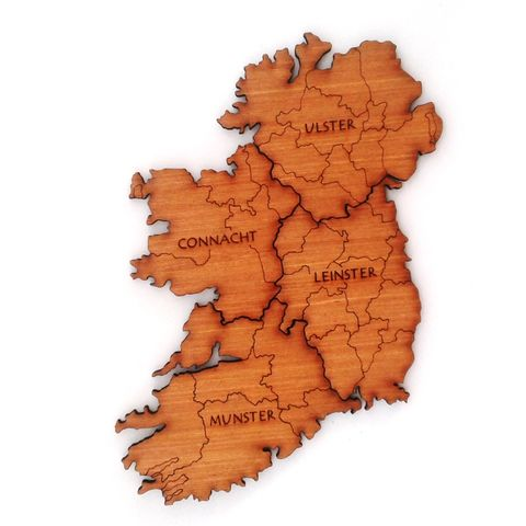 Ireland,Province,Magnet,Set,Ireland Province, Magnets, Map Magnets, rossbrin creative, west cork