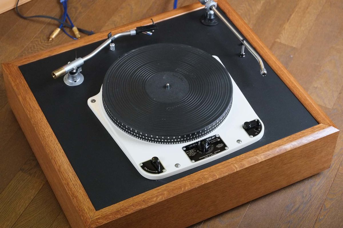 Audio Turntable Motor : Quot classic plinth for all stand alone turntable motor