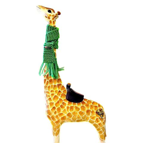 Giraffe,Figurine,,Paper,Mache,Recycled,Art,Toy,Sculpture:,Cecile,giraffe sculpture, paper mache giraffe, papier mache giraffe, recycled sculpture, recycled art, recycled decor, toy giraffe, decorative toy, colorful sculpture, eco friendly sculpture