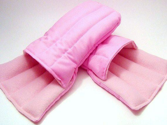Microwave Slippers, Heating Pads for Feet, Keep Feet Warm with Heat Up Slippers - product images  of