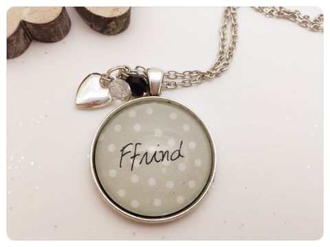Ffrind,Pendant,necklace, pendant, modern, colourful, cabochon, welsh, friend, wales