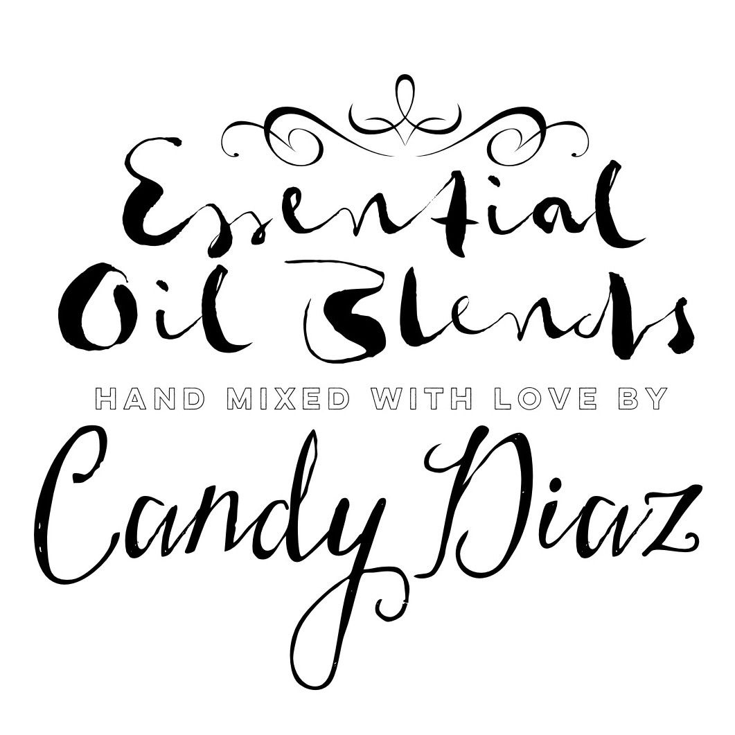 Essential Oil Blends by Candy Diaz