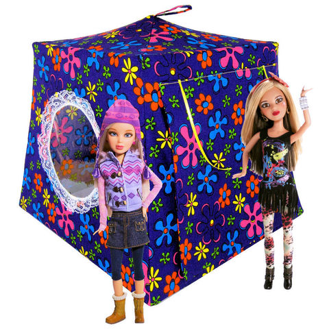 Dark,purple,Toy,Play,Pop,Up,Tent,,2,Sleeping,Bags,,flower,print,fabric,toy play pop up tent,fabric toy tents,kids play tents,dark purple tent,flower print tent,girls toys,Liv doll tent,doll tent,childrens toy tent,play tents,sleeping bags,handmade doll house,toytentsandchairs