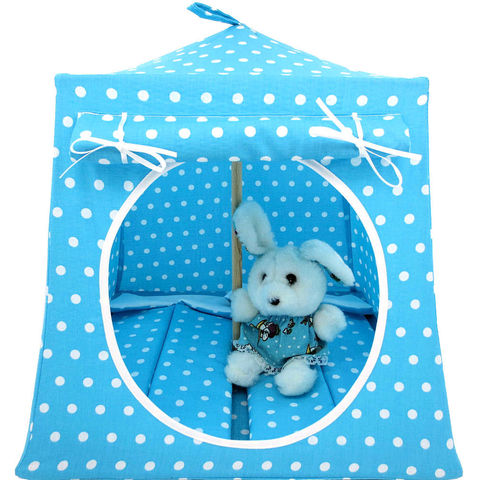 Turquoise,Toy,Play,Pop,Up,Tent,,2,Sleeping,Bags,,white,polka,dot,print,fabric,toy play pop up tent,fabric toy tents,kids play tents,turquoise fabric tent,white polka dot print tent,toy for girls,stuffed animal tent,fabric doll tent,doll house,gift for children,toy sleeping bags,handmade play tent,toytentsandchairs