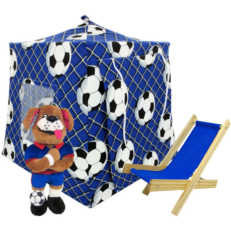 Boy Tent Toy : Sport print toy pop up tents for boys or girls collection