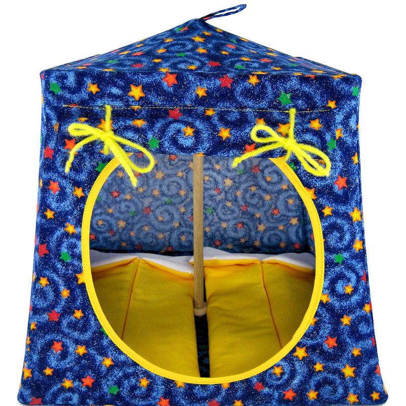... Blue Toy Play Pop Up Tent 2 Sleeping Bags colored star print fabric ...  sc 1 st  Toy Tents And Chairs Toy pop up tents with sleeping bags wood toy ... & Blue Toy Play Pop Up Tent 2 Sleeping Bags colored star print ...