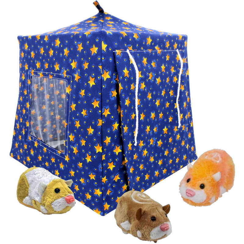 Boy Tent Toy : Star print toy pop up tents for boys or girls collection