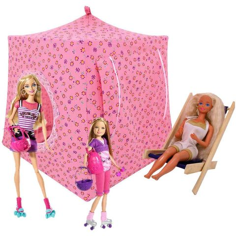 Light,pink,Toy,Play,Pop,Up,Tent,,2,Sleeping,Bags,,small,flower,print,fabric,toy play pop up tent,fabric toy tents,kids play tents,light pink fabric tent,small flower print tent,toy for girls,Barbie doll tent,Barbie sisters house,camping for dolls,gift for children,pink sleeping bags,handmade dollhouse,toytentsandchairs