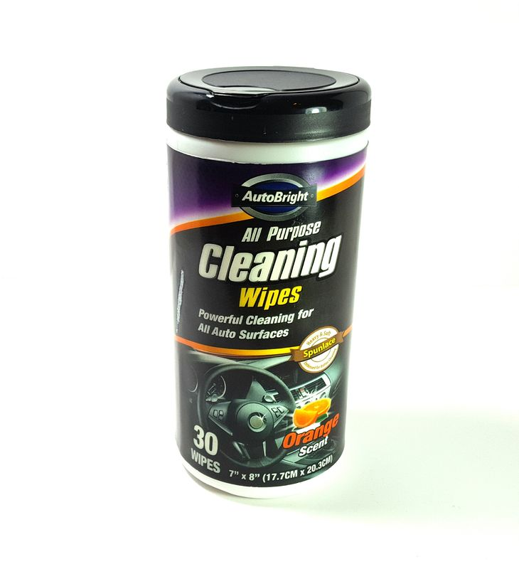 All Purpose Cleaning Wipes Safe Can  - product images  of