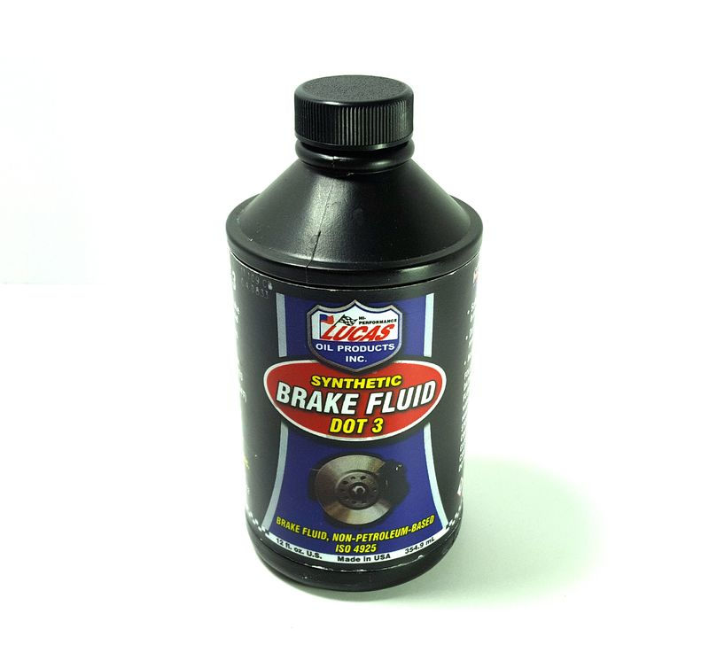 Synthetic Brake Fluid Stash Can  - product images  of