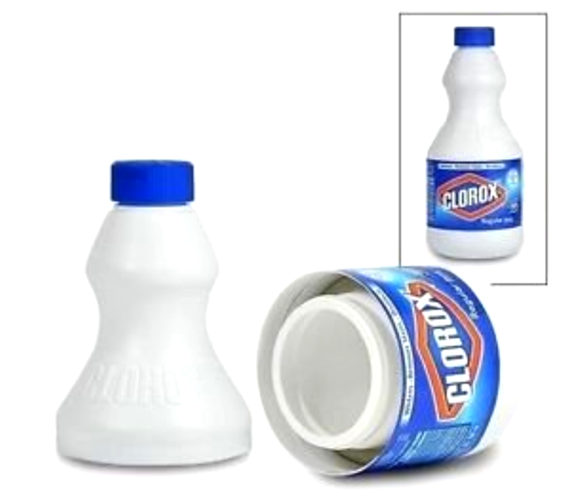 30oz Clorox Bleach Stash Can  - product images  of