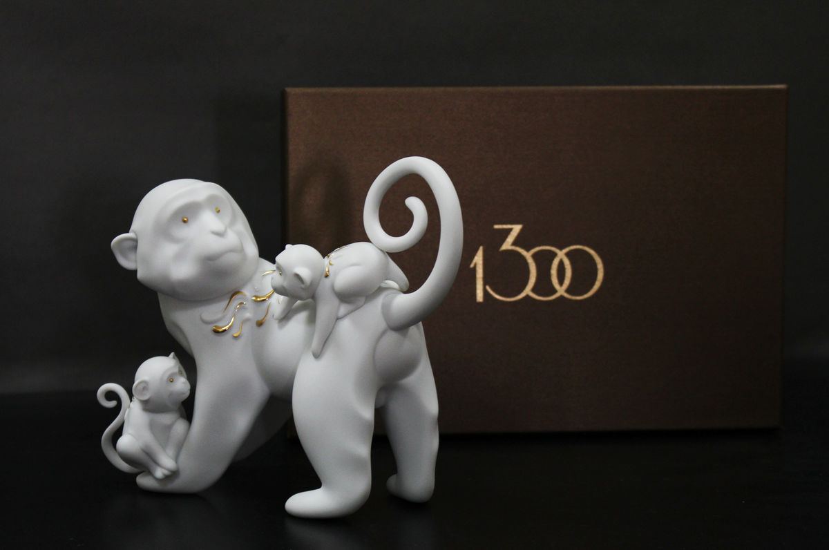 My Babies - Monkey 親親寶貝-猴 - product images  of