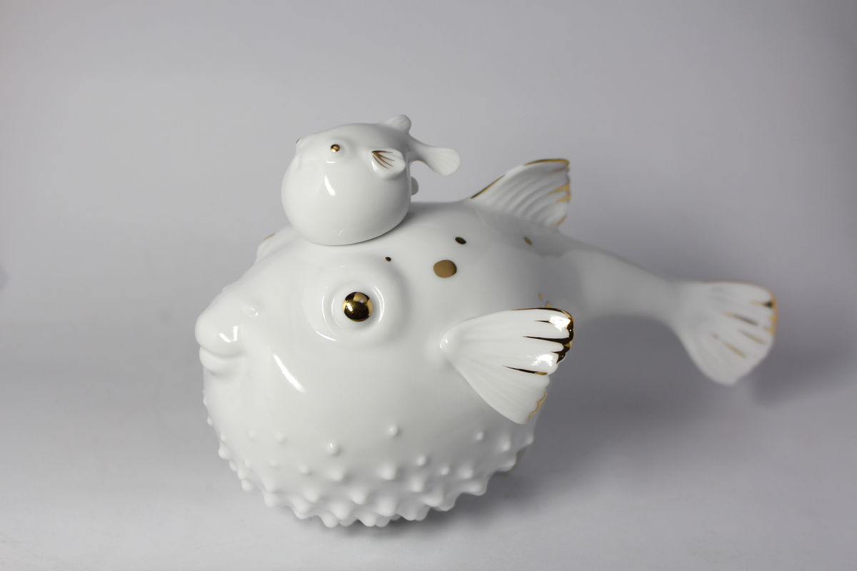 Puffer fish 滿福君  - product images  of