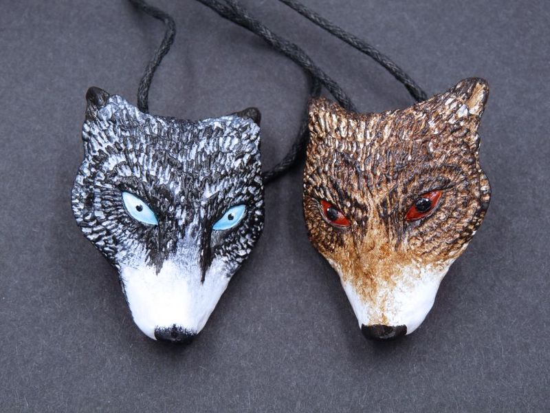 Wolf Face  - product image