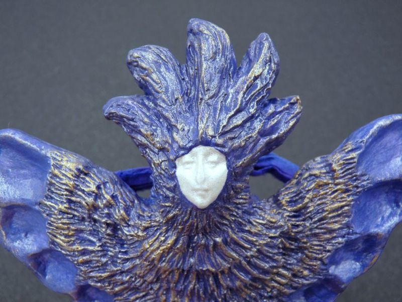 Wall Angel, Purple - product image