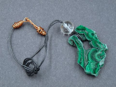 Malachite,and,Quartz,necklace,malachite,malachite necklace,malachite pendant,malachite jewellery