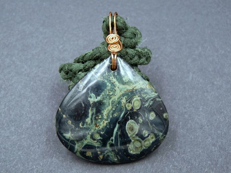 Kambaba Jasper Necklaces - product image