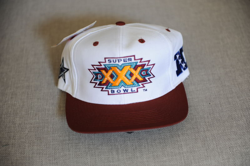 Dallas Cowboys Superbowl XXX Snapback Hat - product images  of