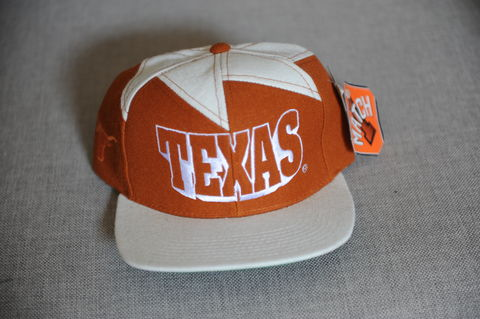 Texas,Longhorns,Snapback,Hat,Vintage Snapbacks, Texas Longhorns, Snapback Hat