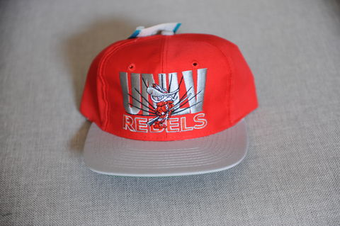 UNLV,Rebels,Snapback,Hat,Vintage Snapbacks, UNLV Rebels, Snapback Hat