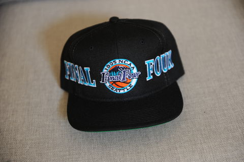 NCAA,Final,Four,Snapback,Hat,Vintage Snapbacks, Final Four, Snapback Hat