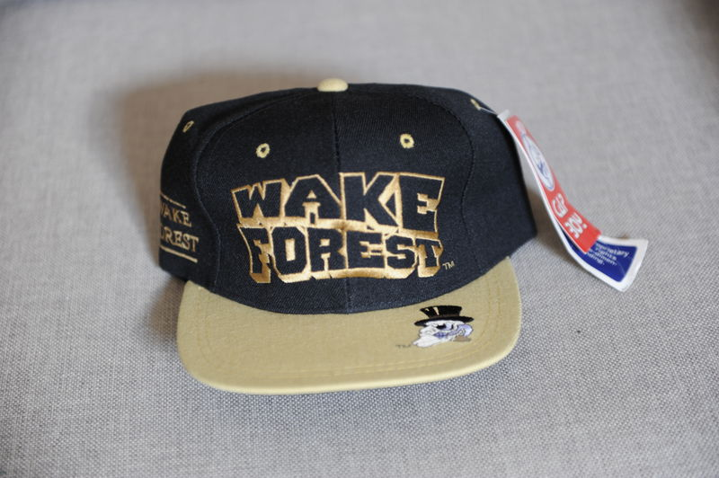 Wake Forest Demon Deacons Snapback Hat - product images  of