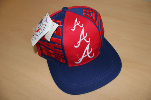 Atlanta,Braves,Snapback,Hat,Vintage Snapbacks, Atlanta Braves, Snapback Hat