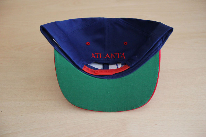 Atlanta Braves Snapback Hat - product images  of
