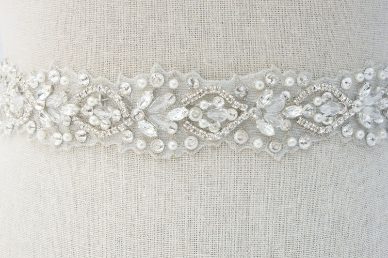 Belt for Wedding Dress