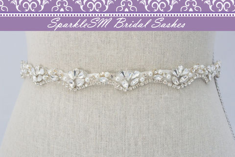 Pearl,Crystal,Rhinestone,Sash,,Beaded,Wedding,Belt,,Bridal,Dress,SparkleSM,Sashes,,Catherine,Weddings,Accessories,bridal_sash,bridal_belt,sparklesm_bridal,beaded_bridal_belt,crystal_bridal_sash,swarovski_sash,pearl_bridal_sash,wedding_dress_belts,bridal_dress_sash,beaded_bridal_sashes,crystal_bridal_belt,rhinestone_sash,rhinestone_belt