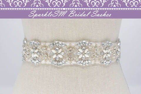 Rhinestone Bridal Bracelet Bridal Bracelet Bridesmaid