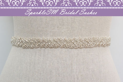 Rhinestone,Crystal,Bridal,Belt,Sash,,Wedding,Sash,Belt,,Accessories,,SparkleSM,Sashes,,Vivienne,Weddings,Accessories,Bridal_belt,bridal_sash,bridal_sash_belts,wedding_sashes,ivory_bridal_sash,sparklesm,couture_bridal_sash,thin_bridal_belt,wedding_dress_sashes,bridal_dress_sash,rhinestone_belt,crystal_bridal_belt,crystal_bridal_sash
